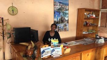 distribution du Guide du voyageur responsable, Madagascar, ECPAT