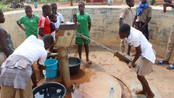 enfants, projet PASSCO,Togo
