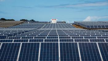 Ferme solaire de Mont Choisy, Maurice , énergie