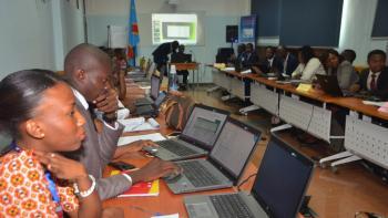 formation promotion de l'ENA RDC