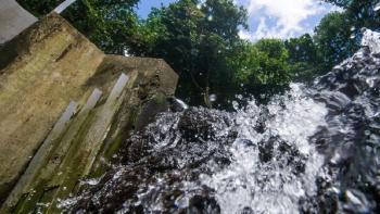 indonésie barrage écologie développement eau électricité