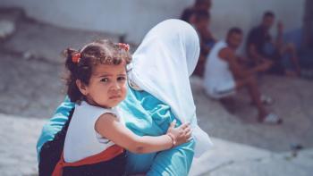 Santé maternelle et néonatale à Gaza, Palestine, mère, enfant