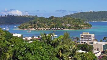 Port Vila, Vanuatu, FICOL: an essential tool for cooperation in the Pacific region