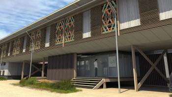 Projet de communauté thérapeutique à Awala, Guyane française, soutenu par l'AFD