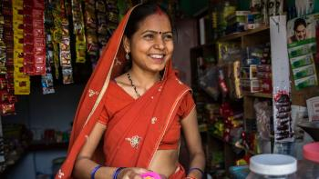 India, microcredit, microfinance