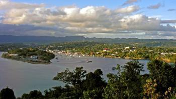 Port Vila, Vanuatu, relais de la francophonie