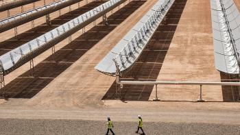 centrale solaire Noor, Maroc