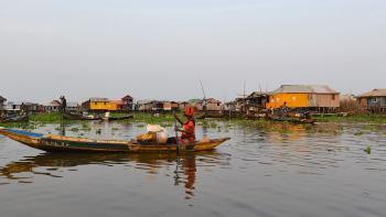 Bénin : une nouvelle vie pour Ganvié