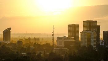 Vue de Dar es Salaam ©Emmanuel Baudran