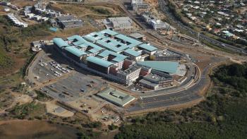 Medipôle Hospital Complex, New Caledonia