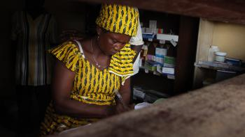 Central African Republic, Bangui, pharmacy, gender violence, women