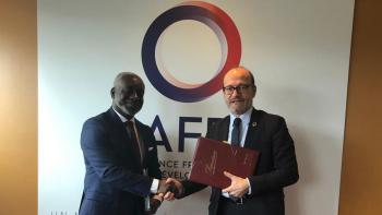 Signature AFD / African Guarantee Fund