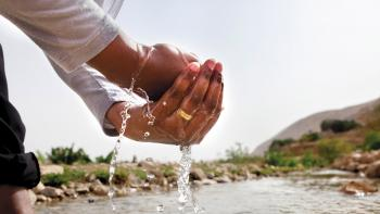 Access to water in Palestine, with support from Green Finance for climate change