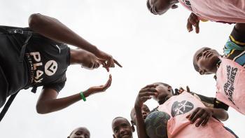 Play, sport, NGOs, Play International, Civil Society