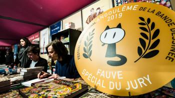 international comic book festival of Angoulême