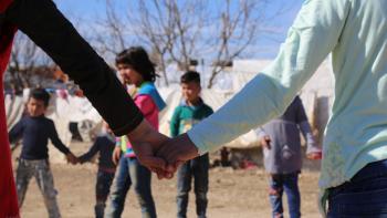 Syria, Lebanon, children, psychological disorders