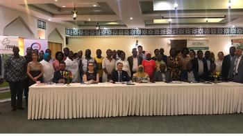 France partners African organic network greener agriculture Africa