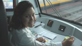 conductrice tram république dominicaine