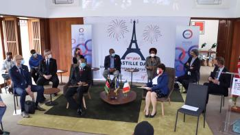 RESPONSE TO COVID-19 CRISIS: France commits to finance Kenya Red Cross Society and Fresh Life Initiative through its Public Bank, the Agence Francaise de Developpement