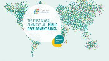 Finance in Common The First Global Summit Of All Public Development Banks