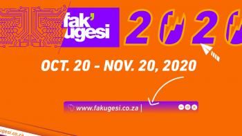 Fak'ugesi Festival 2020: A virtual feast of Africa's best creative digital workshops, talks, pitches and digital art exhibitions