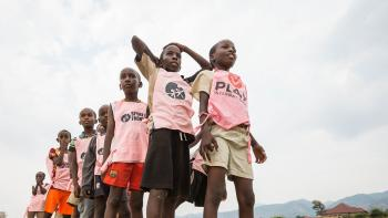 Play International Burundi AFD sport éducation jeu