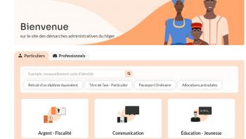 Nigerien government services go online
