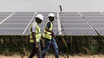 Solar Energy Power Plant AFD Africa, Burkina Faso