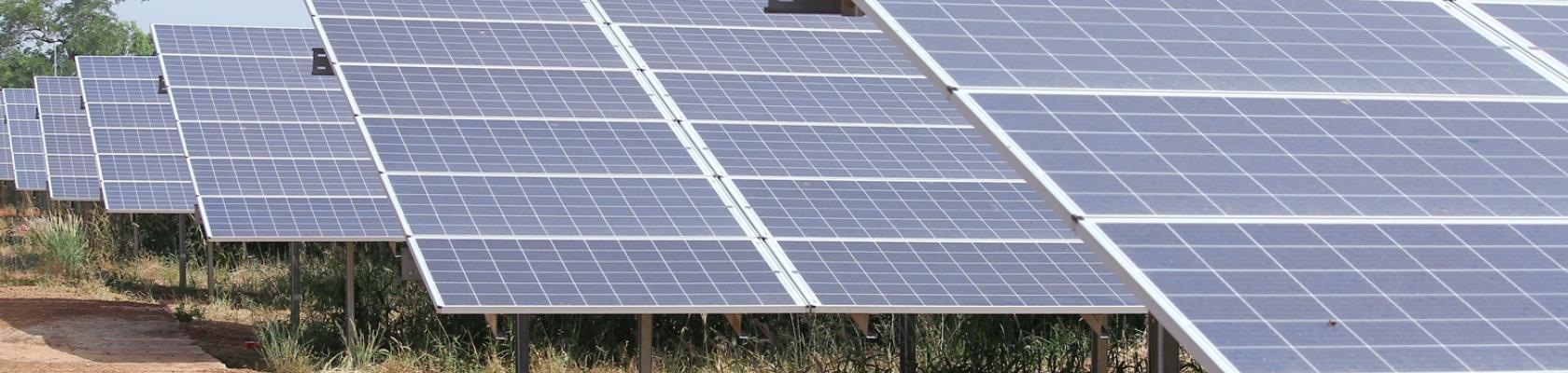 centrale solaire zagtouli Burkina Faso