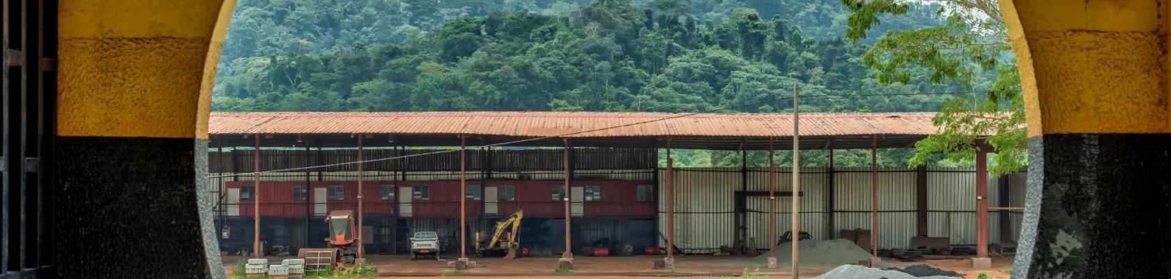 nature, sheds, Gabon, Sonier Issembé