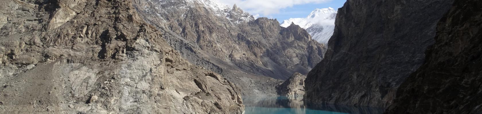 lake, Pakistan, wilderness