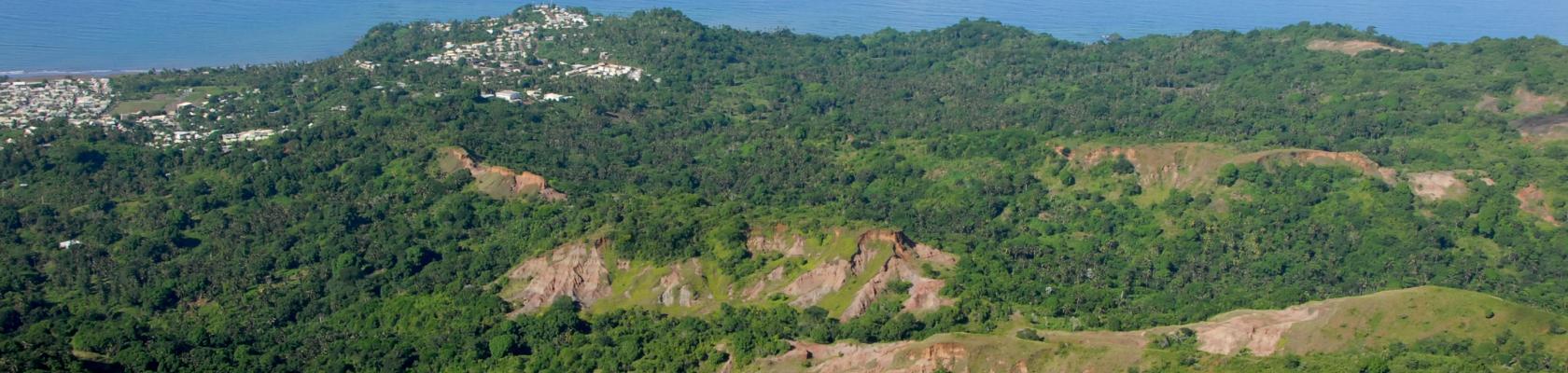paysage, nature, Ile au Lagon, Mayotte, Bonillo