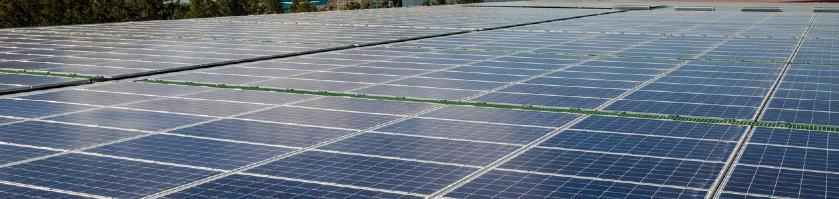 Panneaux solaires, Afrique du Sud