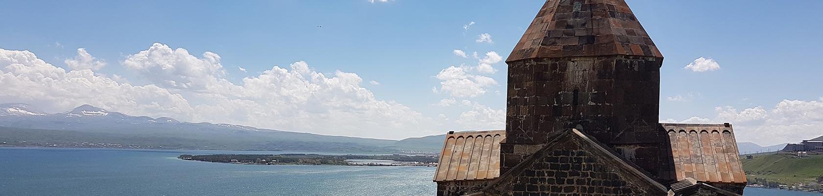 Sevan monastery, Armenia