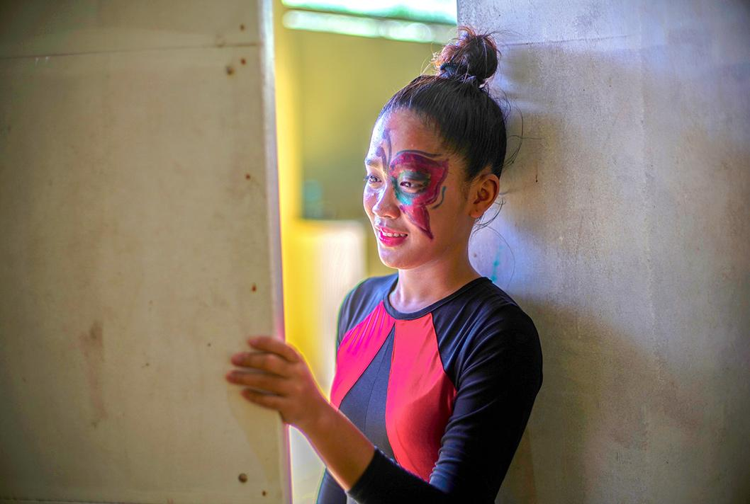 Philippines, violences sexuelles, cirque