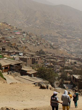 Pérou, Samu social