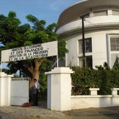 Ministère de l'économie et des finances du Sénégal