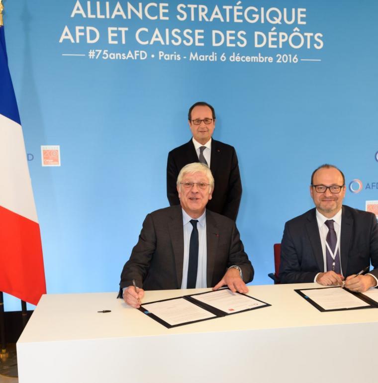 Signature Alliance AFD CDC