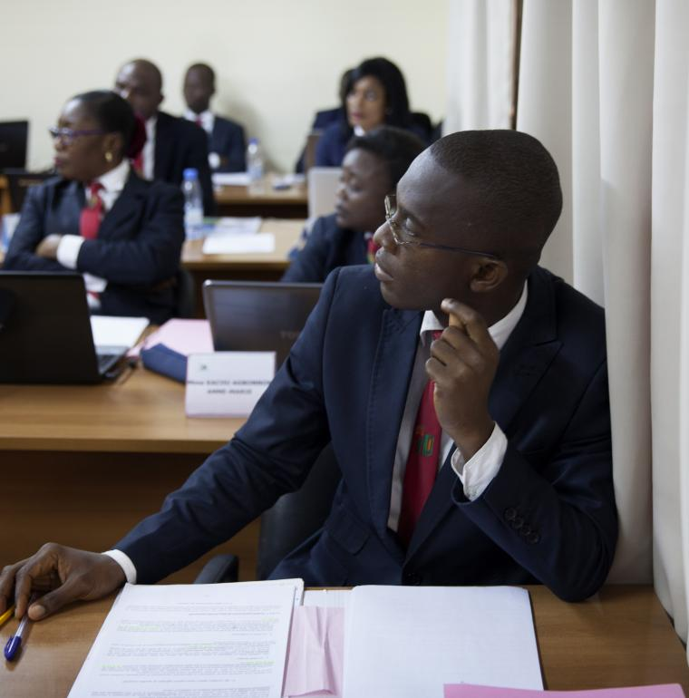 National Institute of Judicial Training of Côte d'Ivoire