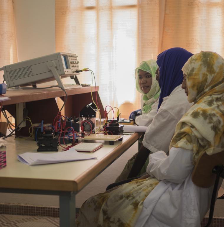 Centre supérieur d'études en ingénierie électronique, Mauritanie