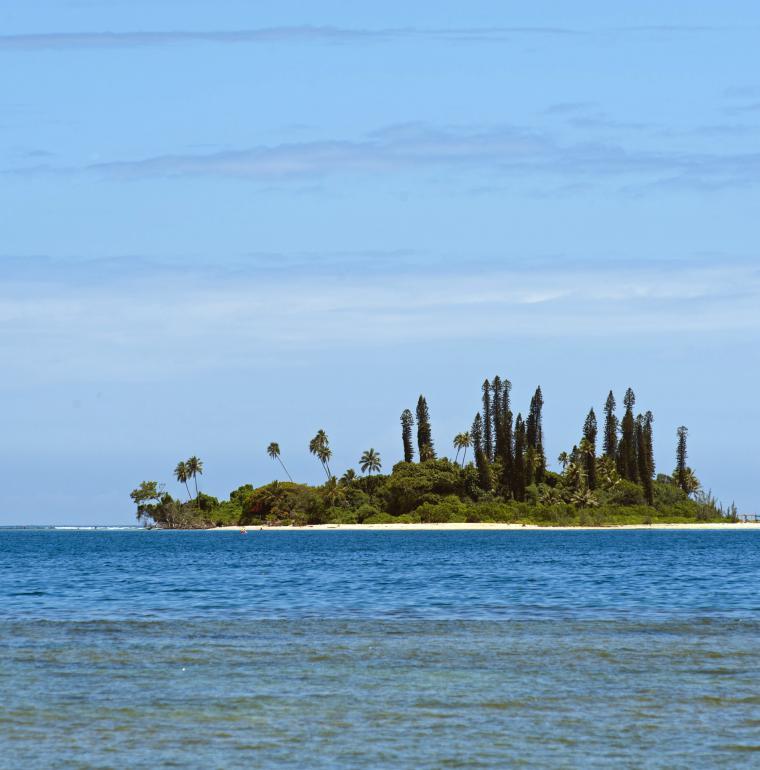 Island, New-Caledonia, Le Chélard