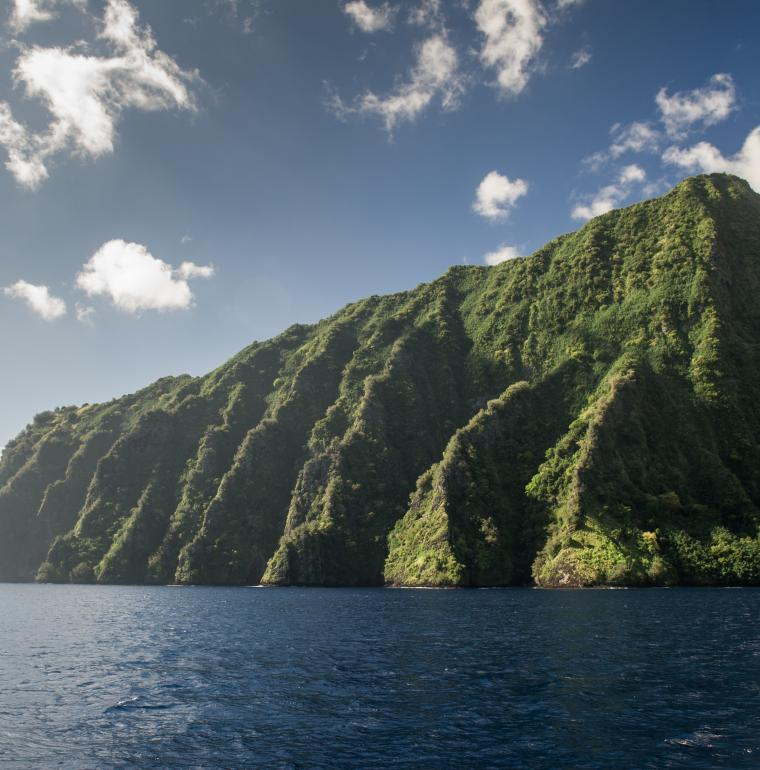 Centrale hydroélectrique de Fatu Hiva, Polynésie française