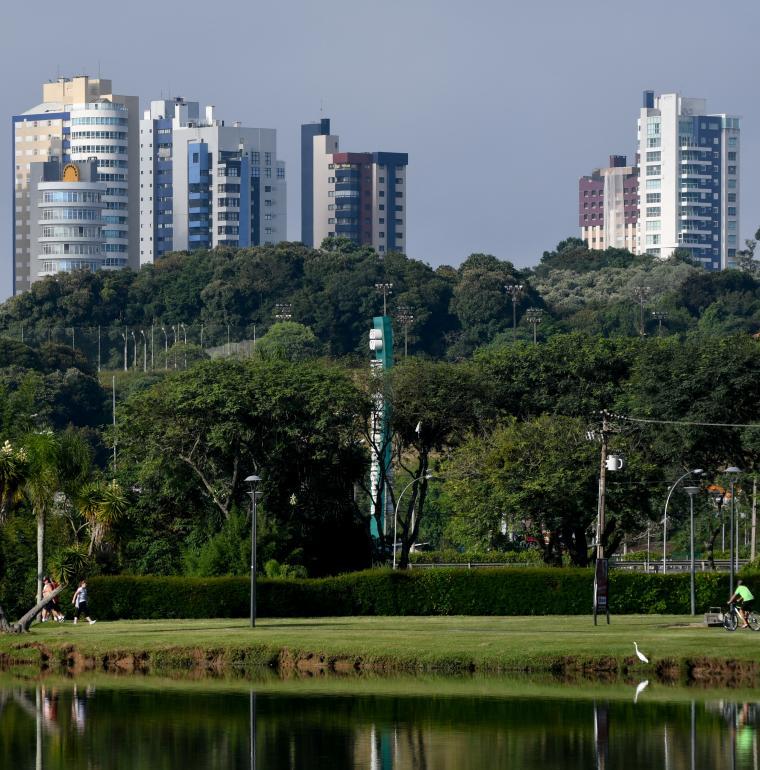 Brésil parc ville