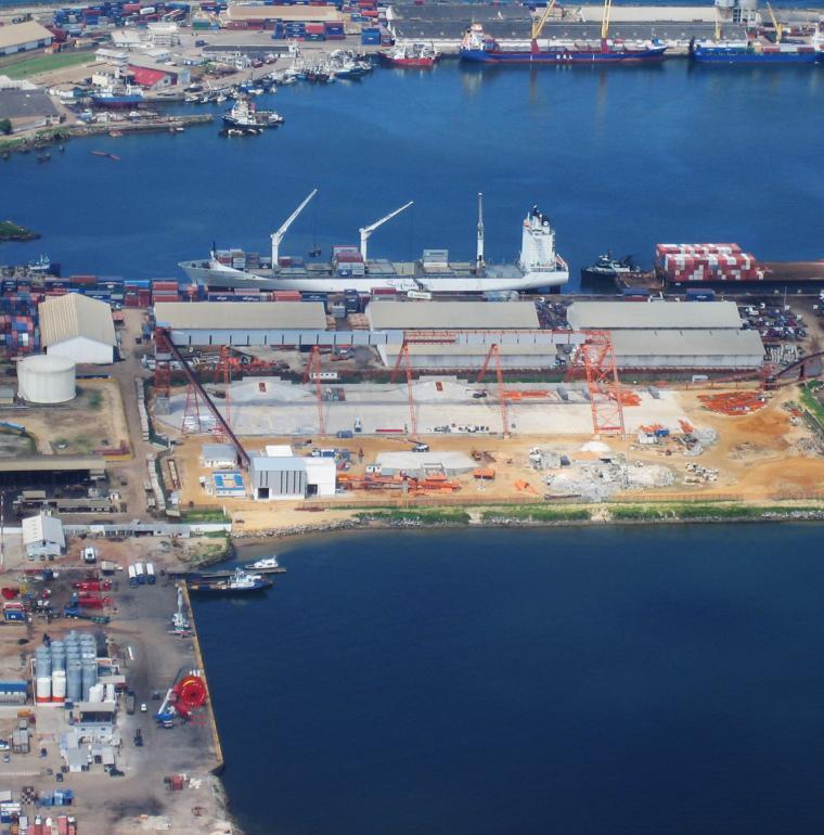 Congo afd agence fran aise de d veloppement - Port autonome recrutement ...