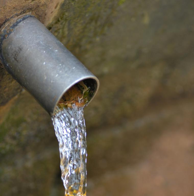 Eau robinet