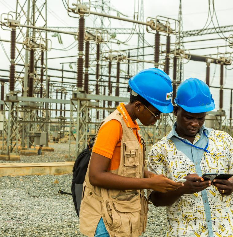 Ghana Implementation of the electrification strategy
