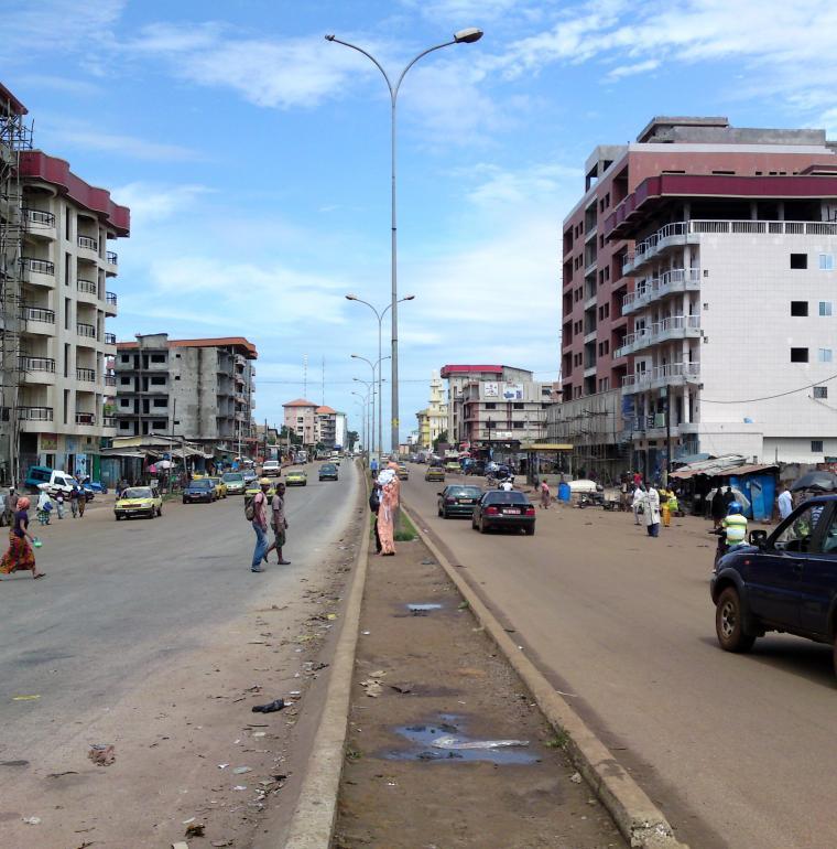 Site de rencontre guinée conakry
