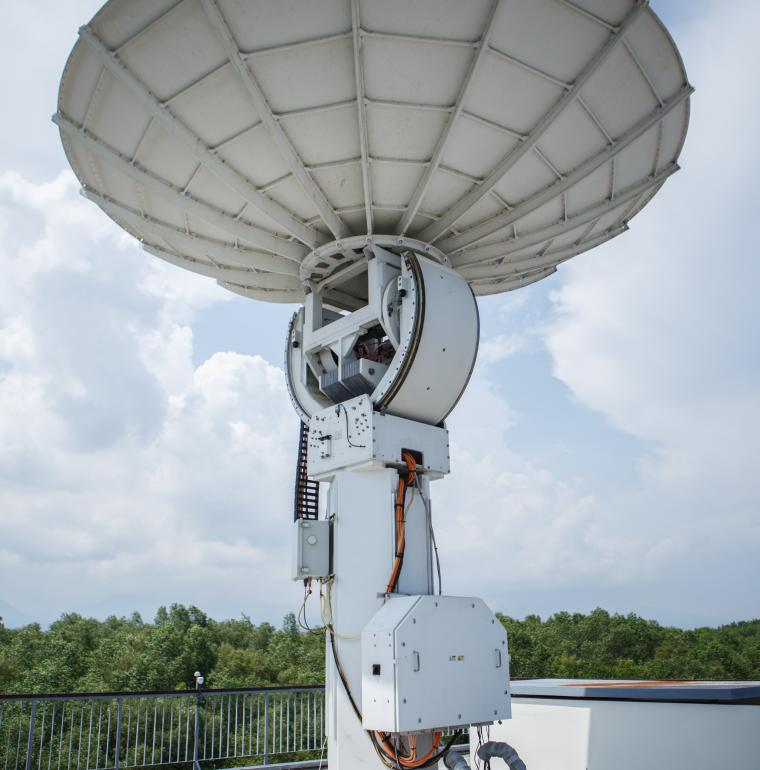 Satellite for real-time oceanographic observation and analysis, Indonesia