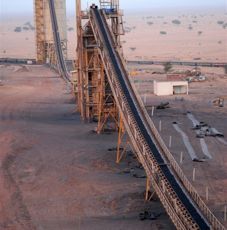 Mauritania Mines Project SNIME