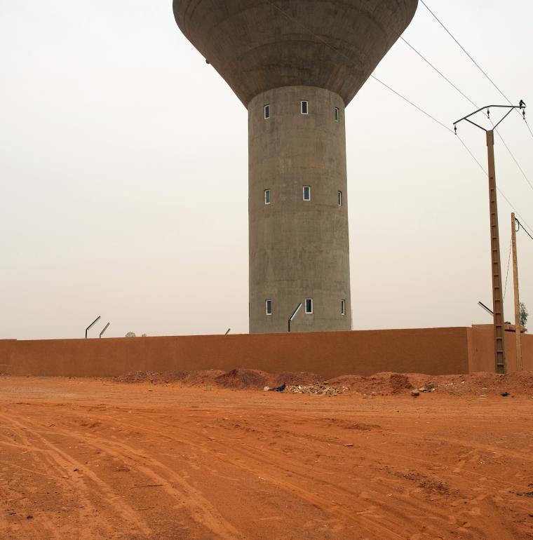 Niger château d'eau Niamey